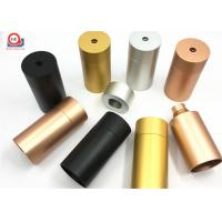 Turn Machining Furniture Hardware Parts , Decorative LED Light Components Manufactures