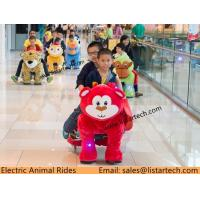 Battery Powered Rides On Animals, Shopping Mall Kids Animal Rides with High Quality Manufactures