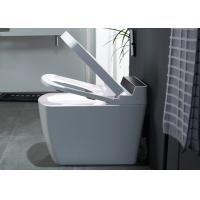 Quality Anti Bacteria Toilet Seat Bathroom Smart Toilet Automatic Heating 3 Colors for sale
