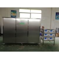 Big Ultrasonic Cleaner for Engine Block Cylinder Heads Oil Filter Cleaning with 3600W Ultrasonic Manufactures