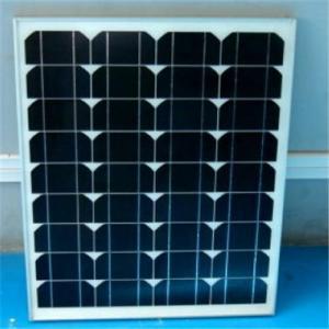 85 w mono crystalline silicon solar panel