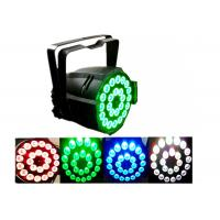 Quality Top 1  LED Par Can Lights UV 24pcs Led The Lamp 6 in 1 Stage Show Lighting for Studio CE & RoHS  Lighting for sale
