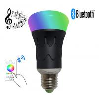 MR RGBW LED Bluetooth Speaker Bulb Dimmable Multicolored Color Changing Manufactures