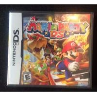 Mario Party DS game for DS/DSI/DSXL/3DS Game Console