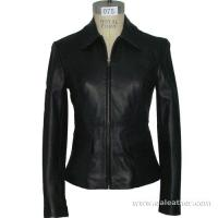 Ladies' Leather Garment (075) Manufactures