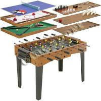 Quality 12-IN-1 Multi Game Table Soccer. for sale