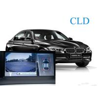 360°Comprehensive View Monitor With 4 - Way Driving Record For Bmw x3, Bird View Parking System Manufactures