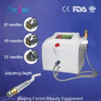 Professional Fractionated RF Needling Machine With 0.5-3mm Depth Manufactures