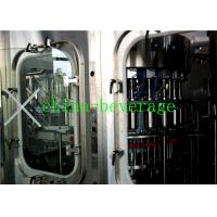 PET Plastic Bottle Juice Filling Machine With CIP System High Safety Manufactures