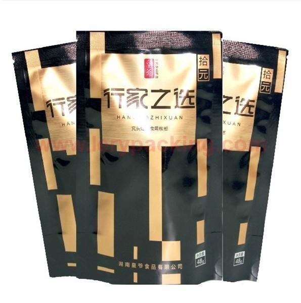 Quality aluminium foil bag for tea and coffee for sale