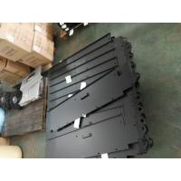 Carbon Steel Sheet Metal Processing Parts For Electronics Equipment Manufactures