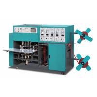 One Time Double Layer Non Woven Fabric Production Line Handle Sealing Machine Manufactures