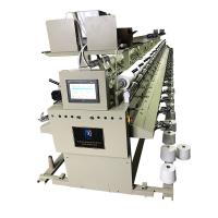 Textile High Speed Cone Winding Machine 270kg Per Section Automatic Stop Manufactures
