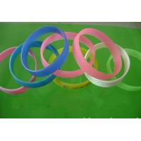 China Fashion Silicone Bracelet on sale