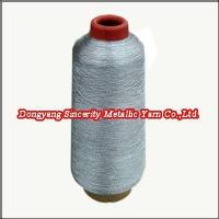 ST/MS type Silver Lurex Embroidery Thread Manufactures