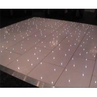 China LED Dancing Floor With Starlit Light , Waterproof LED Star Dancing Floor Tile on sale