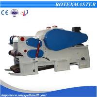 Buy cheap Hot Sale! CE certificate 8-15ton/h hydraulic wood chipper for power plant from wholesalers