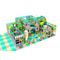 China Combination Style 3-12 Age Kids Indoor Playground Equipment Three Floors on sale