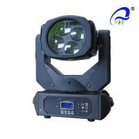 Macro Color System Moving Head Beam Light RGBW 4 In 1 Rotation LED Lights For Dj Manufactures