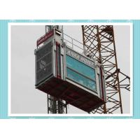 Reliable Construction Passenger Building Material Hoist Elevator , CE Approved