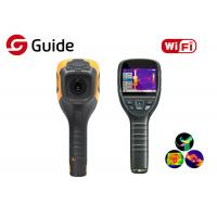 Rugged And Compact Handheld Thermal Imaging Camera For HVAC , Building Inspection Manufactures