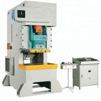 Fully Automatic Metal Punch Die , High Speed Fin Press Machine With Low Noise