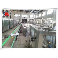 Electric Driven Automatic Liquid Filling Machine For Wine Washing Filling And Sealing Manufactures