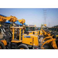 China Economic Compact Wheel Loader , 3 Ton Wheel Loader LW300KN For Road Construction on sale