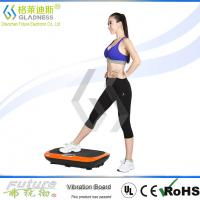 China Gladness Full Body Vibration Platform Fitness Massage Machine 3D Vibration Plate wholesale