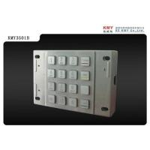 China Encryption pin pad KMY 3501B--PCI2.0 certified on sale
