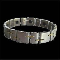 Wholesale supply magnetic stainless steel bracelet Manufactures