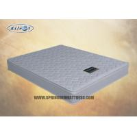 China Commercial Bonnell Spring Compressed Foam Mattress 6 Inch Height on sale