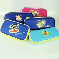 Shock Resistant Multi Pocket Pencil Case , School High Capacity Pencil Case Manufactures