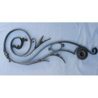 Wrought iron ornaments Wrought Iron balusters used for iron gate and staircase Steel baluster Manufactures