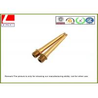 CNC brass lathe turning Precision Mechanical Components Manufactures