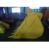 China Professional Excavator Tilt Bucket , Heavy Equipment Excavator Grab Bucket on sale