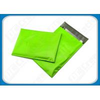 Express Glamor Colored Poly Mailing Bags , Self-seal Plastic Mailing Envelopes Manufactures