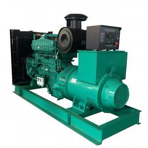 China 400V 3 Phase Cummins Diesel Generator 280KW / 350KVA Electrical Generator Set on sale