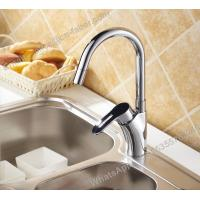 Quality square neck design single lever kitchen faucet made in china,square sink mixer for sale