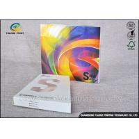 Ultra Thin Width Cardboard Gift Boxes UV Printing Pharmaceutical Packaging Box Manufactures
