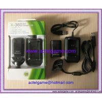 Xbox360 Slim 4in1 charging kit xbox360 game accessory Manufactures