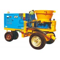 Wet Mix Concrete Shotcrete Machine Applied to Coal Mining, Tunnel and Underground engineering Manufactures