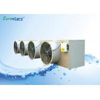 Low Noise Freezer Cold Storage Evaporator Electrical Defrosting Air Cooler Manufactures