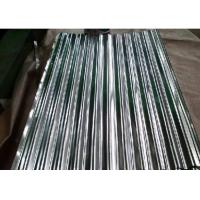 High Strength Steel Galvanized Corrugated Metal Sheet For Roofing Material Manufactures