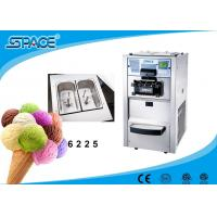Countertop Soft Serve Commercial Ice Cream Machine With Italy Compressor Manufactures