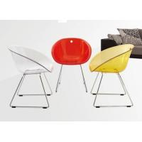 China Dondoli and Pocci gliss chair/clear hotel chair/gliss 921 chair on sale