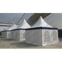 China Luxury Modular Pagoda Party Tent , Trade Shows Use Commercial Event Tent on sale