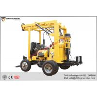 XYX-3 Trailer Mounted Hydraulic Tower 600m Water Well Core Drilling Machine Manufactures