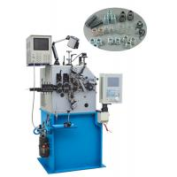CNC Controlled With Unlimited Wire Feeding Length automatic spring bending machine Manufactures