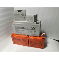6V Sealed Rechargeable Battery / Recharge Lithium Ion Battery M6 Terminal Manufactures
